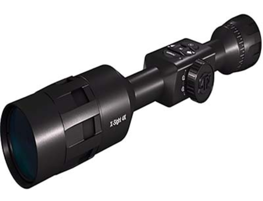 ATN X-SIGHT 4K PRO 5-20X新款日夜两用智能数码红外夜视仪