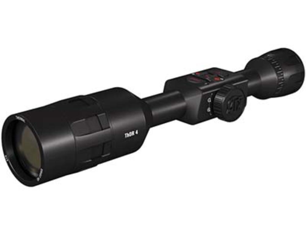 美国ATN 雷神四代 THOR 4 640 4-40×70 热成像瞄准镜