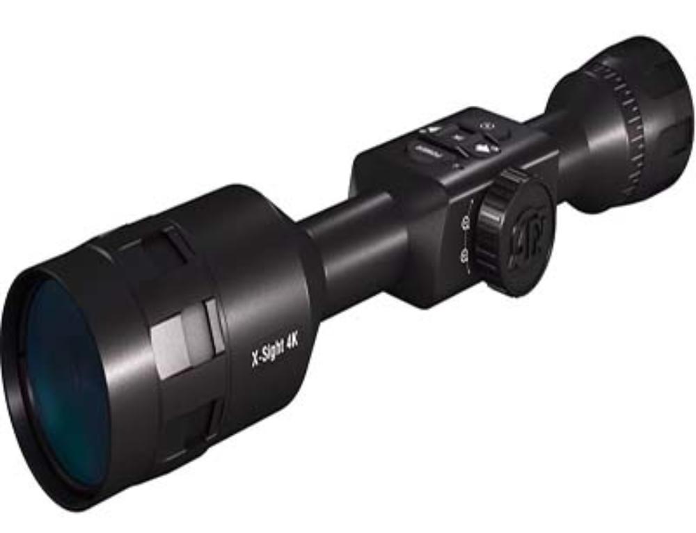 ATN X-SIGHT 4K PRO 3-14X新款日夜两用智能数码夜视瞄准镜
