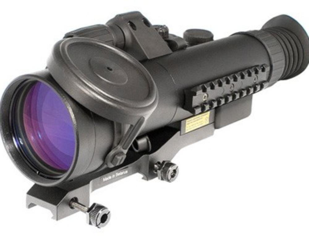 Yukon育空河夜视瞄准镜哨兵Sentinel 3×60 26016T带十字线
