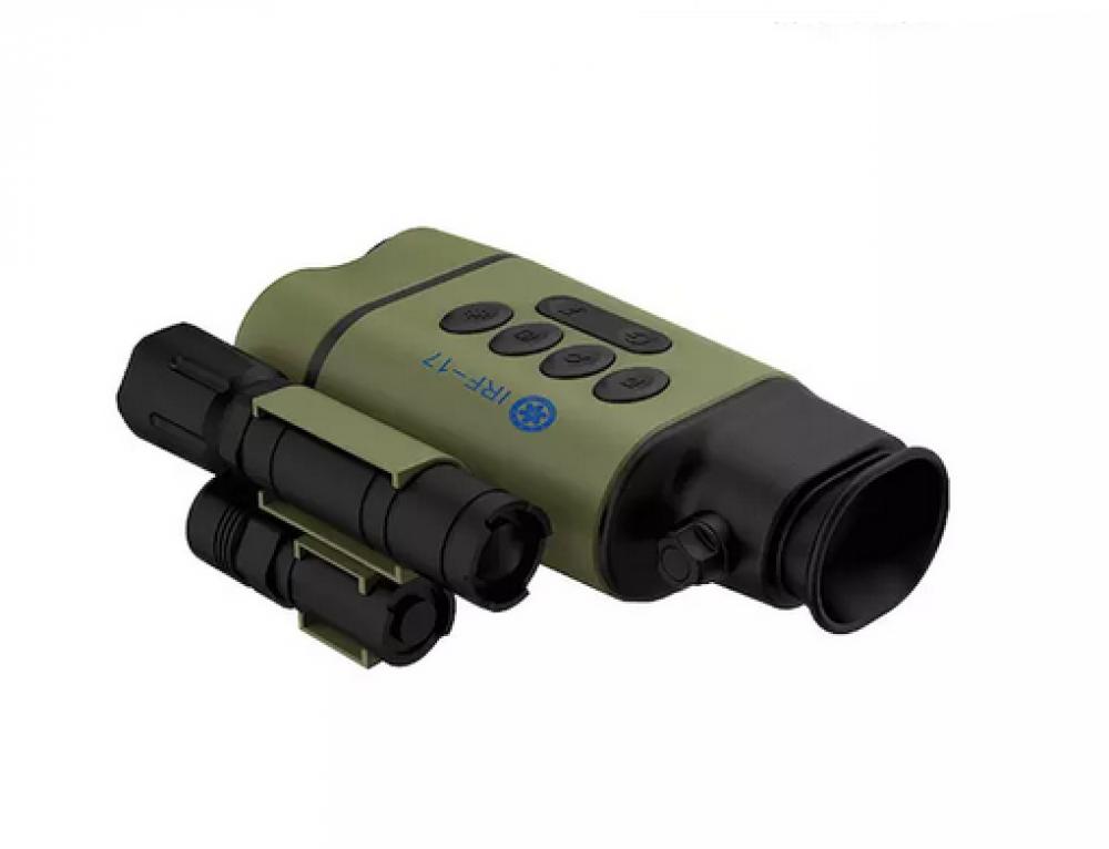 双光融合热像仪ROLES IRF-17 红外双光夜视仪热成像 微光双通道