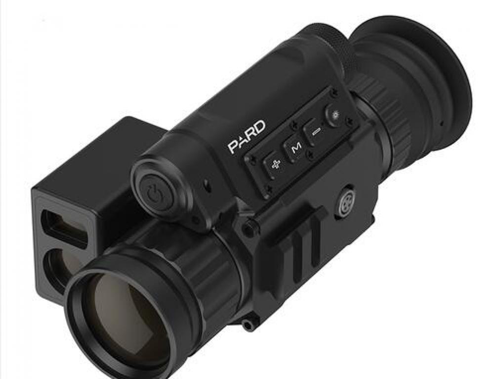 PARD普雷德新款SA45L测距版热成像仪瞄准镜测距一体热瞄