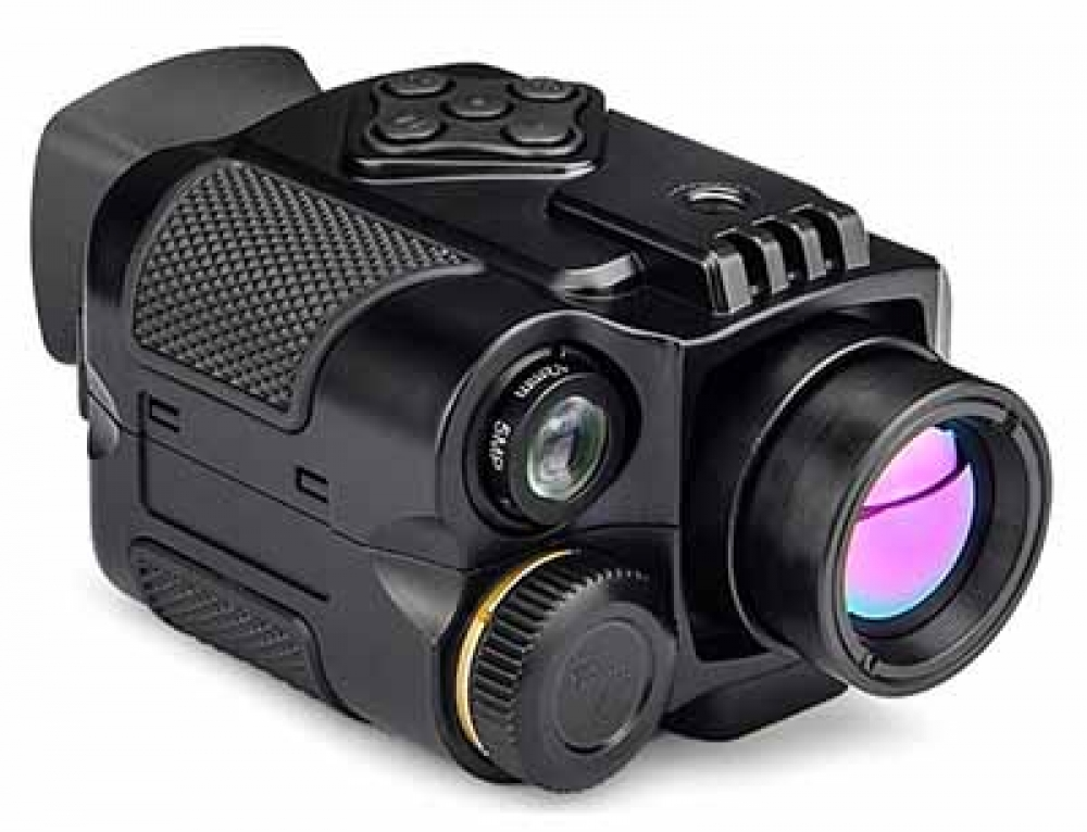 ROLES洛莱斯AN/PSQ-24手持热融合成像仪/头盔式热融合夜视仪