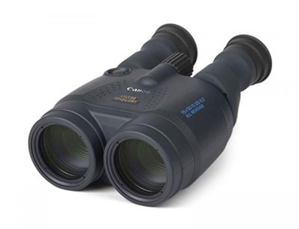 Canon佳能电子稳像仪 防抖望远镜 15X50 IS