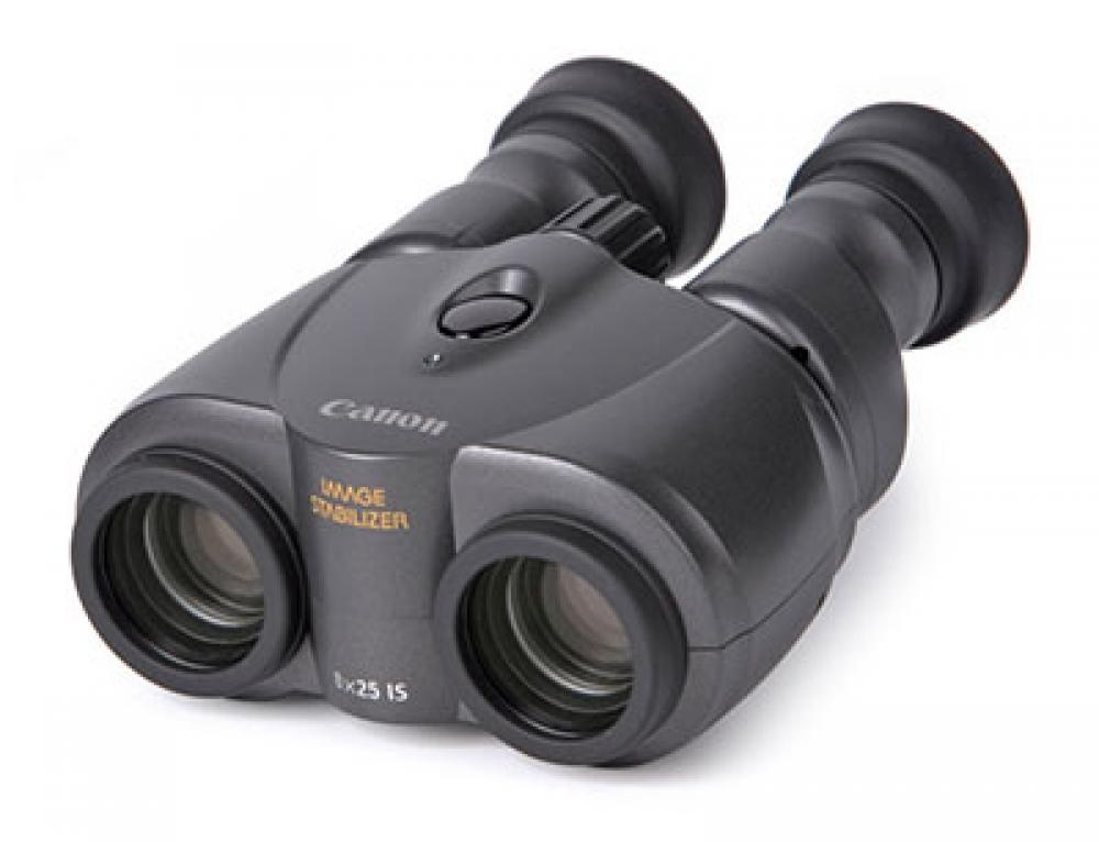 Canon佳能电子稳像仪 防抖望远镜 8X25 IS