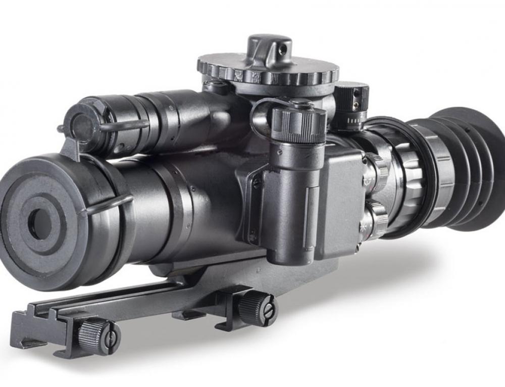 俄罗斯NPZ PN22K 超二代日夜两用多功能军用夜视瞄准镜