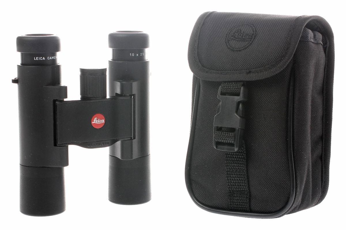 德国Leica 徕卡望远镜ULTRAVID 10x25BR 黑色包胶