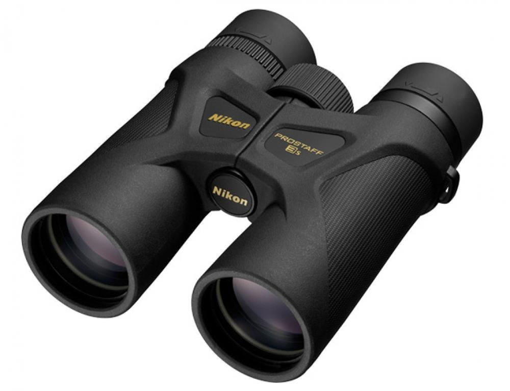日本尼康望远镜 Nikon PROSTAFF 3S 10X42 高倍型户外镜