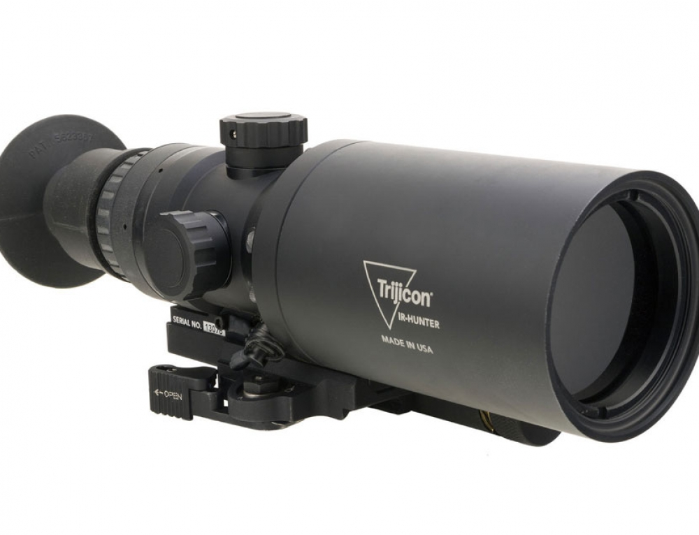 美国原装进口TRIJICON IR-HUNTER MK2 19MM高清640热瞄