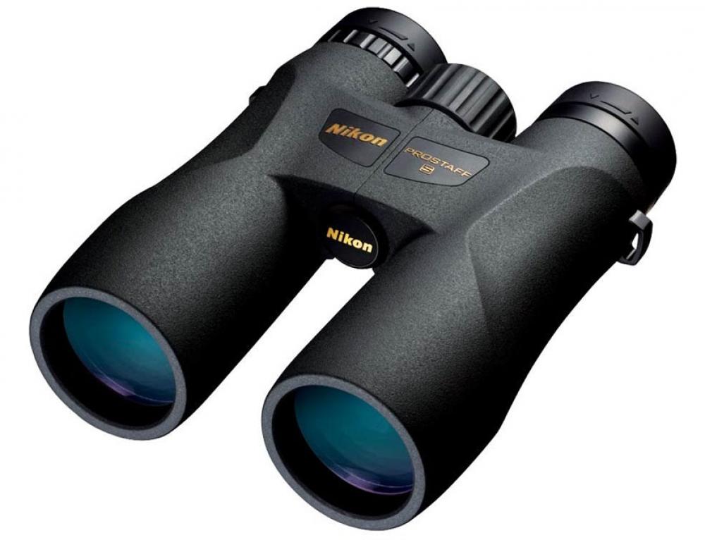 日本 尼康望远镜 Nikon Prostaff 5 8X42 防水双筒望远镜