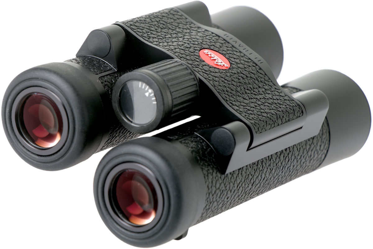德国Leica 徕卡望远镜ULTRAVID 10x25BL 黑色 银耀