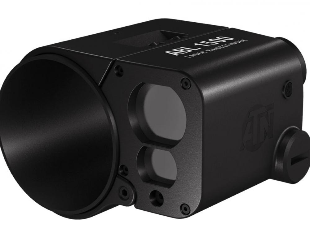 ATN测距仪 ABL 1500 智能热成像 夜视瞄准镜 外挂带蓝牙