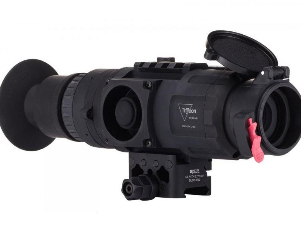 美国军用迷你热瞄TRIJICON REAP-IR-2 19MM高清热成像瞄准镜