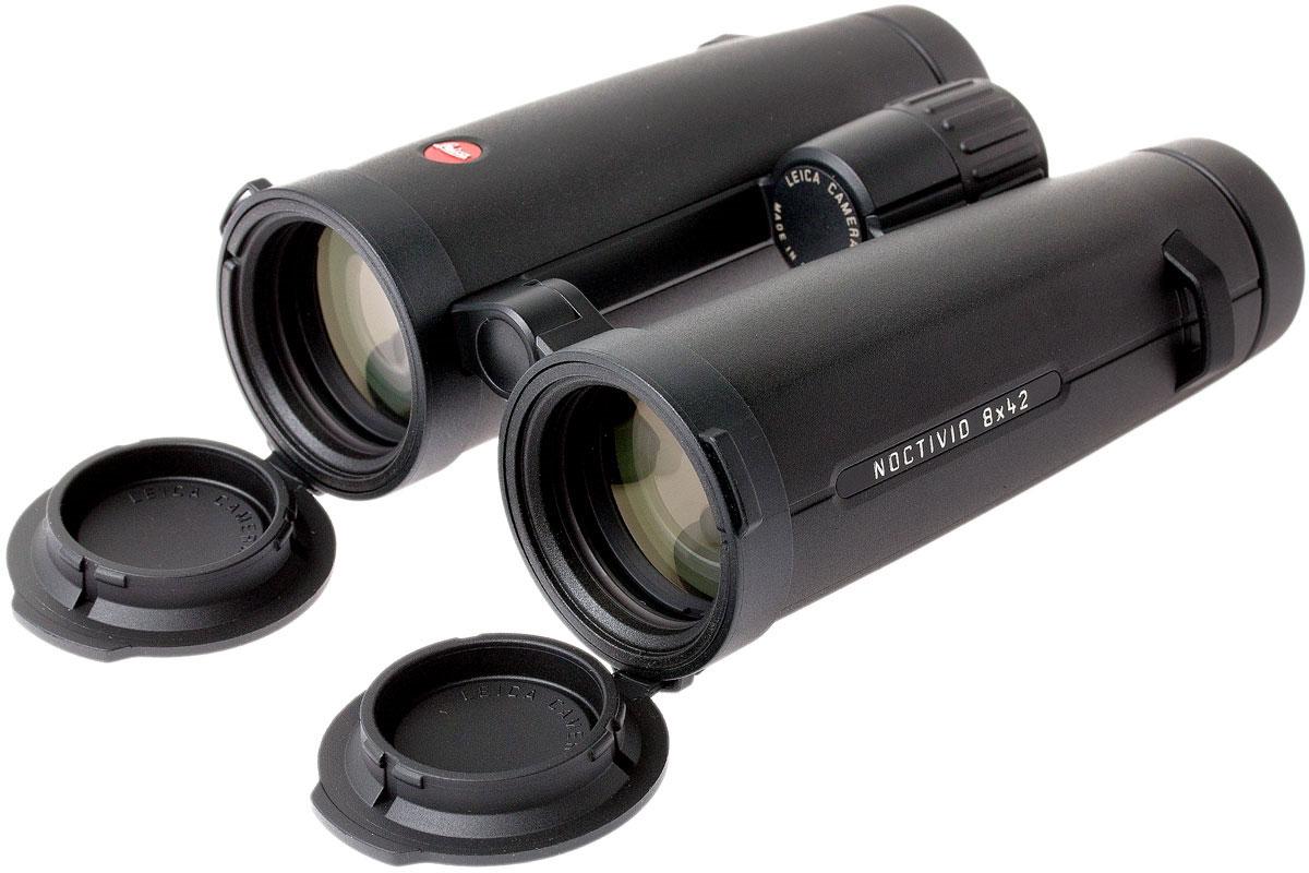 德国Leica 徕卡双筒望远镜 Noctivid 8x42 40384 黑色