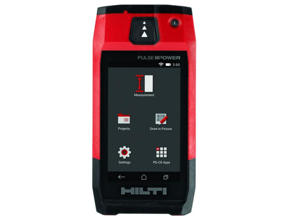 德国HILTI喜利得激光测距仪 PD CS 测量200m 高精度内置摄像头