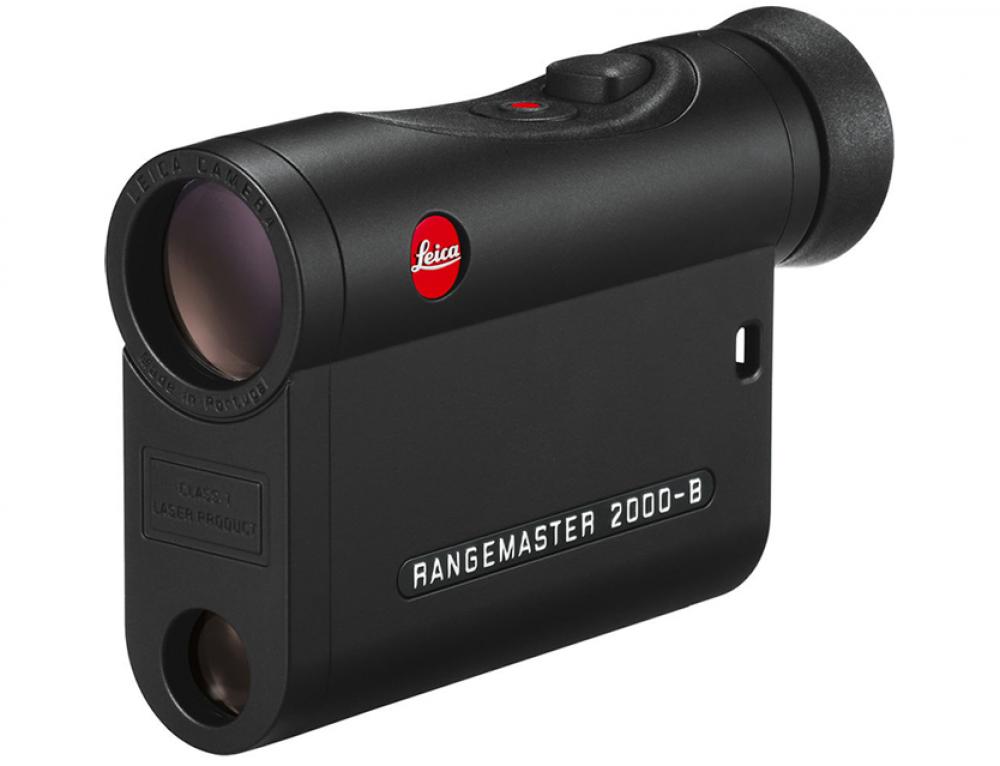 德国Leica徕卡手持激光测距仪CRF 2000-B 弹道计算 米码转换
