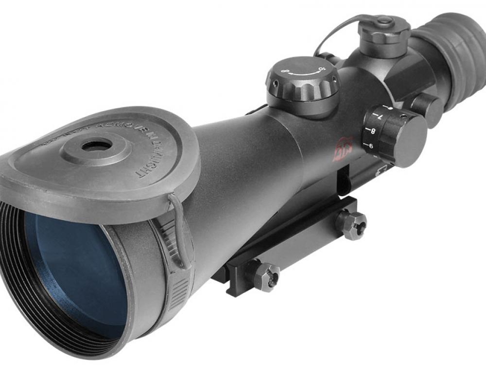 美国ATN Ares 6-2 Gen 2+ 二代增强型夜视瞄准镜