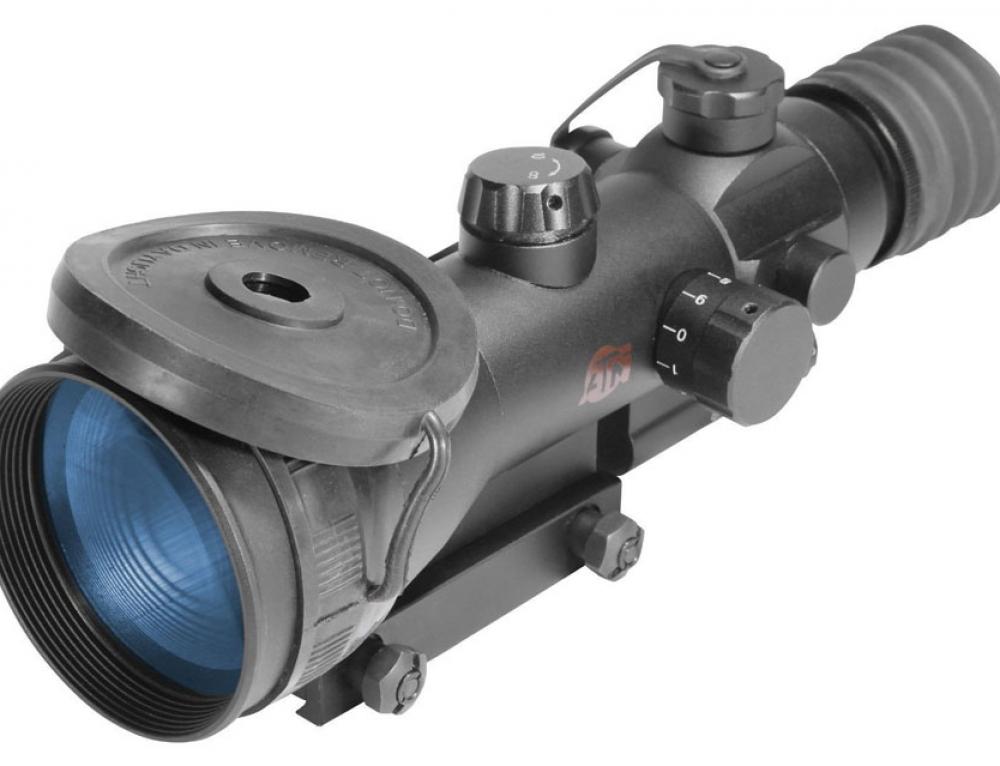 美国ATN ARES 4-WPT 战神系列 准三代 高清夜视狙击瞄准镜