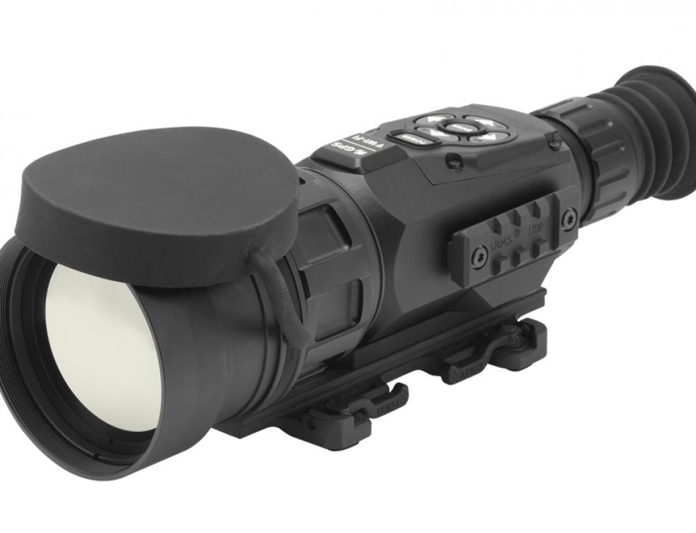 ATN热成像瞄准镜 雷神 THOR HD 640 5-50x100mm 高清热瞄