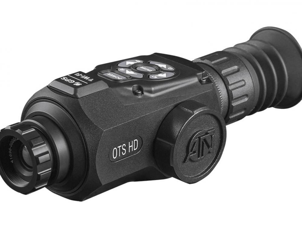美国 ATN OTS-HD 384 2-8×25 热成像仪 热搜 WIFI GPS