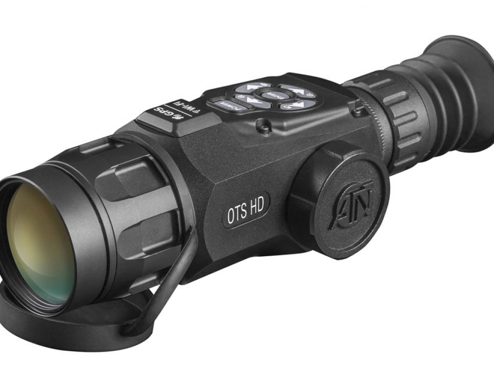 美国 ATN OTS-HD 384 4.5-18×50 热成像仪 热搜 WIFI GPS