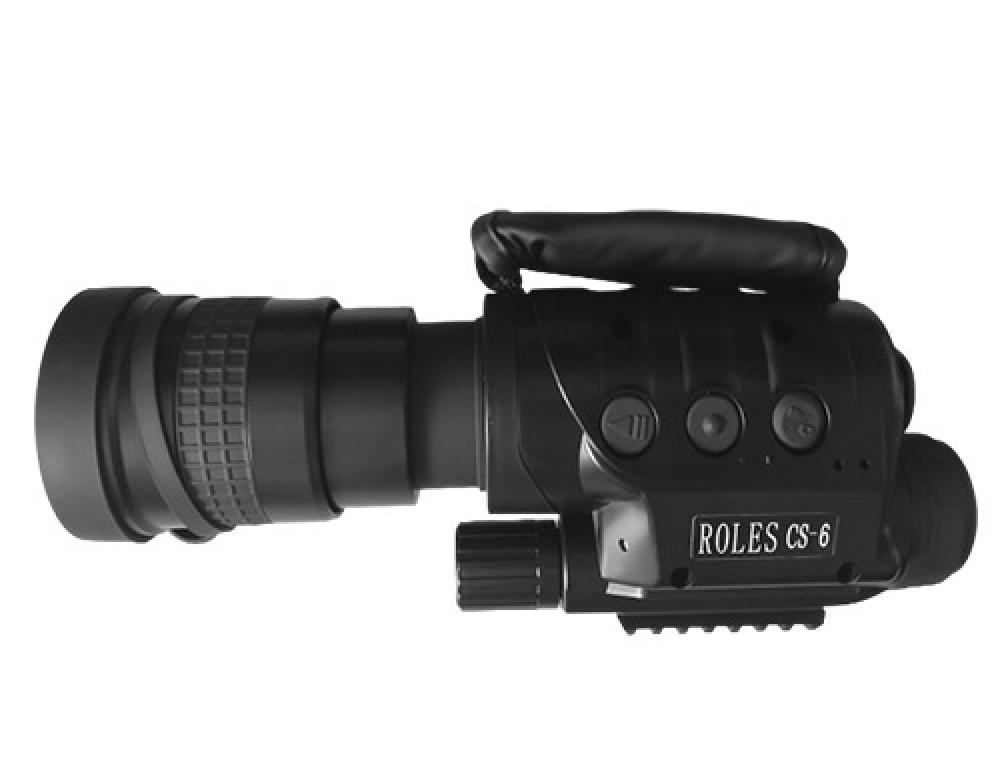 ROLES洛莱斯CS-6红外数码夜视仪狩猎夜视仪8X60