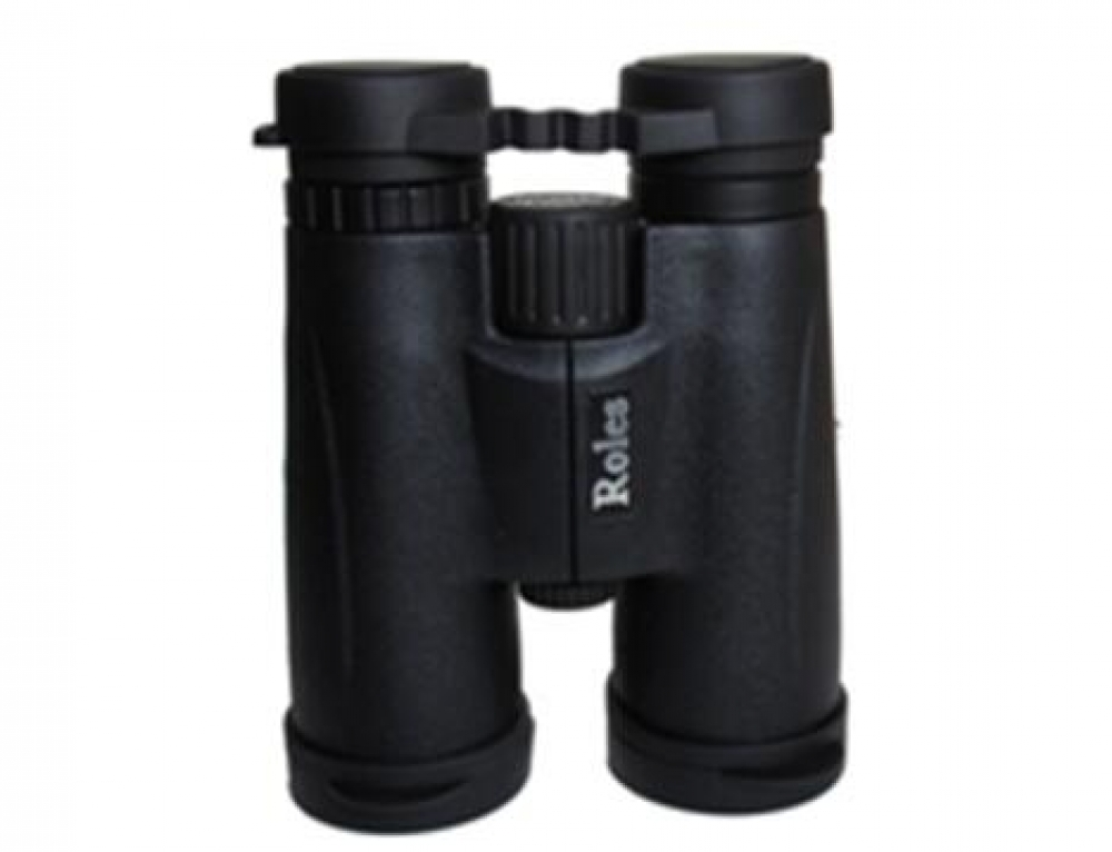 ROLES洛莱斯EX 10X42 WB双筒便携式望远镜观鸟巡线望远镜