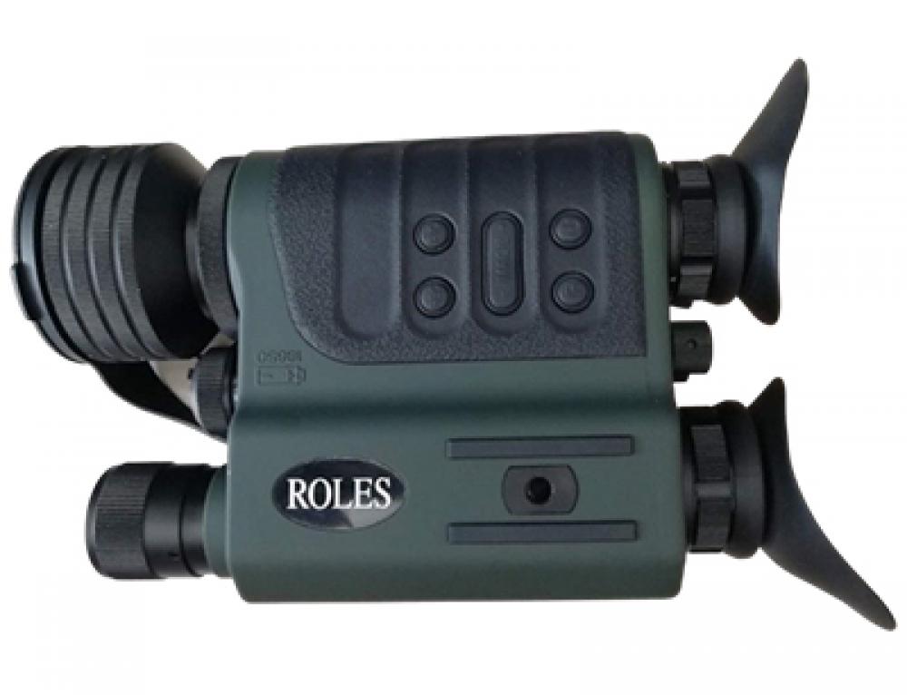 ROLES洛莱斯NVS-650红外数码侦查摄录夜视仪