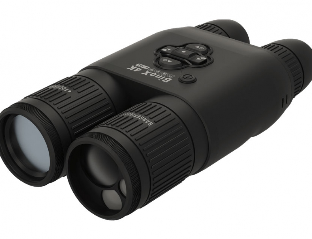ATN Binox 4K 4-16x 智能数码夜视仪日夜两用带激光测距