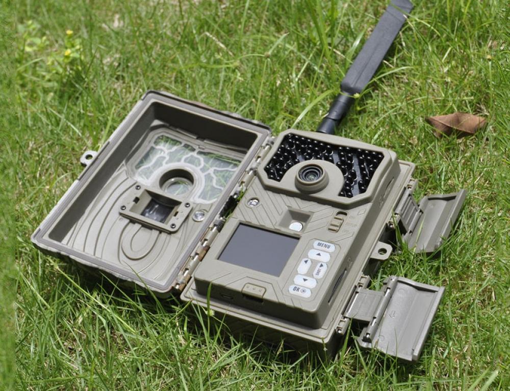 千里拍SY-999M红外相机4G物联网云存储GPS无线夜视动物调查监测