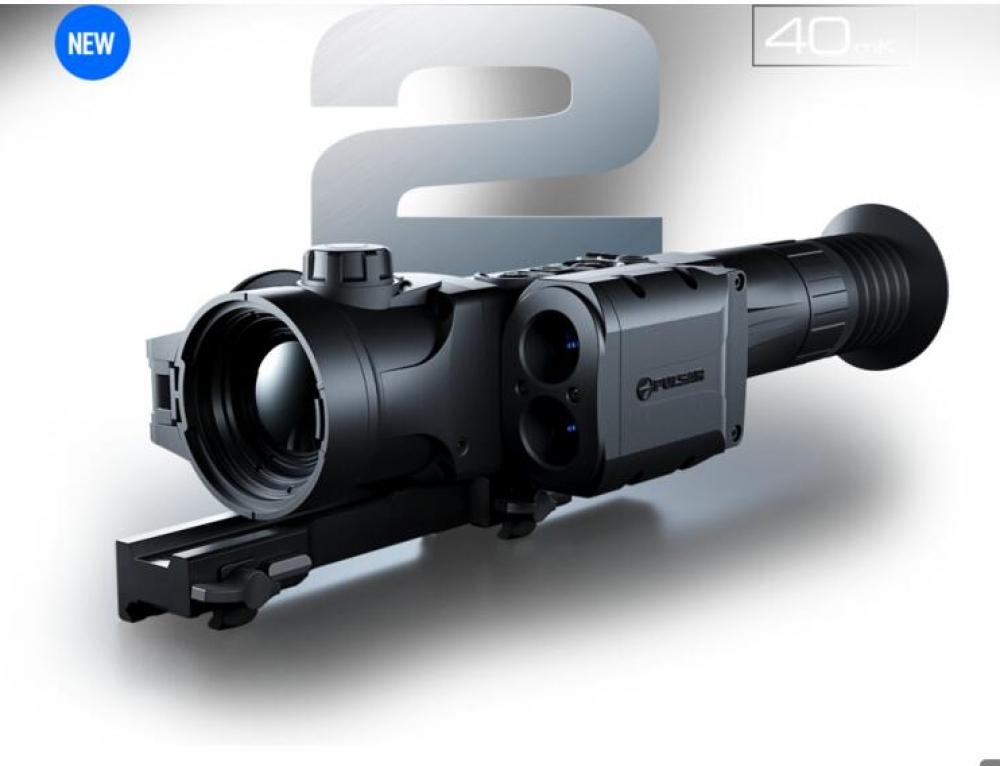 Pulsar 脉冲星Trail 2 XQ50 LRF测距仪热图像瞄准镜